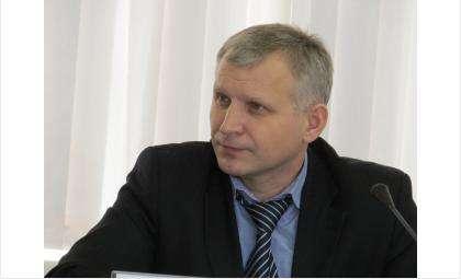 Тужик Александр Михайлович, первый заместитель главы Бердска
