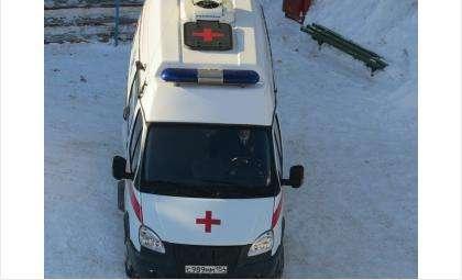 Психически больной пациент напал на психиатра в Бердске