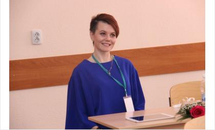 Таганова Ольга Сергеевна - учитель года города Бердска
