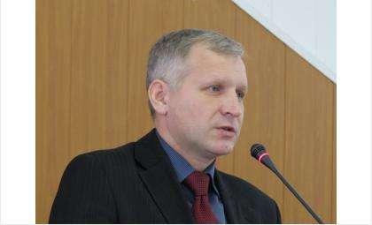Тужик Александр Михайлович, первый замглавы Бердска
