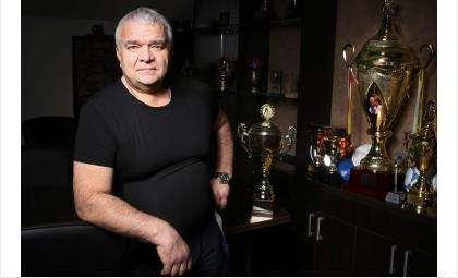 Виктор Алексеевич Голубев, бизнесмен, почетный житель г. Бердска и один из самых влиятельных людей города