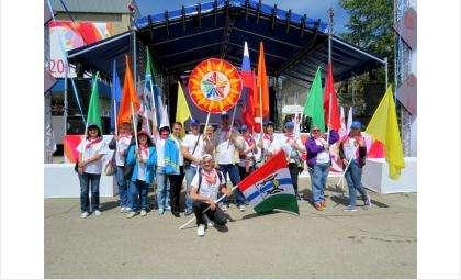 Бердская команда на 5-й Культурной Олимпиаде НСО