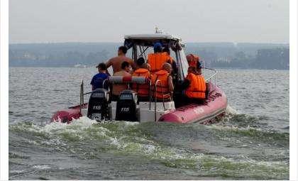 Пик происшествий на воде приходится на выходные