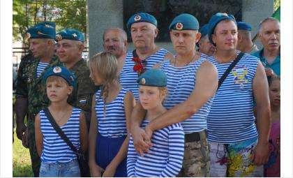 Разведчики Бердска пришли на праздник с семьями