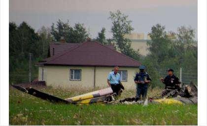 Самолет «Вильга» потерпел крушение при взлете, упав с 15-метровой высоты. Погиб пилот Дадыкин Сергей Николаевич