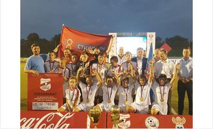 Бердский «Кристалл» – чемпион турнира «Кожаный мяч-2017»!