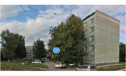 На Комсомольской, 17 в Бердске необходима ликвидация подпоров