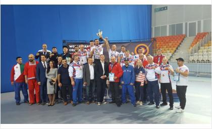 Четверо спортсменов представляли Новосибирскую область на чемпионате мира в Сочи