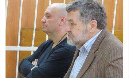 Николай Шамаль и Михаил Мурашов своей вины не признали