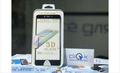 Защити экран смартфона всего за 100 рублей!