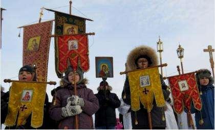 Крестный ход в Бердске состоится 4 ноября