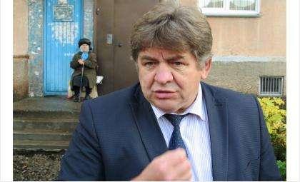 Глава Бердска Евгений Анатольевич Шестернин
