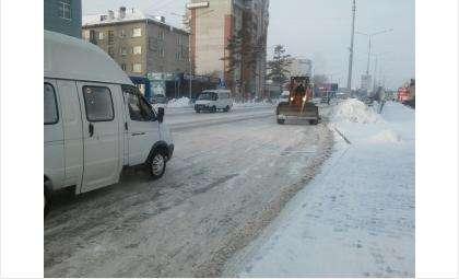 К маршрутному такси №15 в Бердске у мэрии города есть претензии