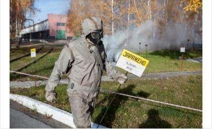 Военные химики, биологи и радиометристы – первые помощники при ликвидации последствий ЧС