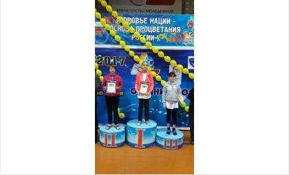 Самая юная участница сборной региона — Светлана Рогачева из Бердска