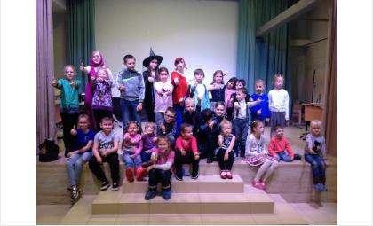 Дети из Бердска посетили «Дом русских сказок»