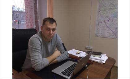 Александр Михайлец, руководитель штаба Ксении Собчак в Новосибирске и Бердске
