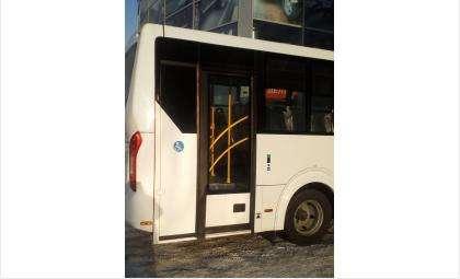 Один инвалид-колясочних сможет комфортно проехать в новом автобусе