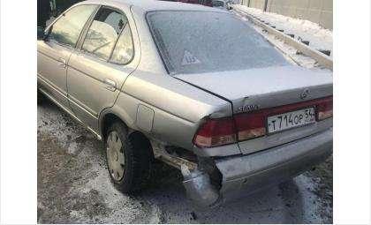 В этом авто обнаружено тело 52-летней женщины