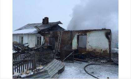 Пятеро детей погибли при пожаре - задохнулись в первые же минуты