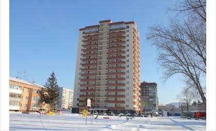 В новом доме 17 видов планировок, что позволит подобрать оптимальную квартиру для каждого нового жителя