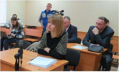 Бывший начфин Бердска Ирина Вагнер попала на скамью подсудимых из-за халатности