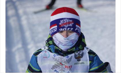 Приходите на новогоднюю лыжную гонку!