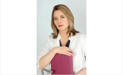 Марина Синицина – кандидат медицинских наук, врач высшей категории, практикующий хирург и колопроктолог