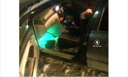 Водитель скончался на месте инцидента