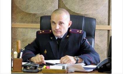 Полковник полиции Сергей Алексеевич Проценко