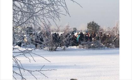 Штурмана авиации Валерия Матвеева, погибшего в Сирии 31 декабря, похоронили 4 января в Бердске