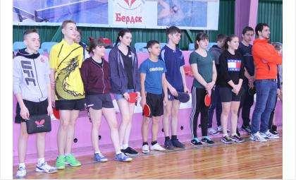 Соревнования проходили в четырех дисциплинах