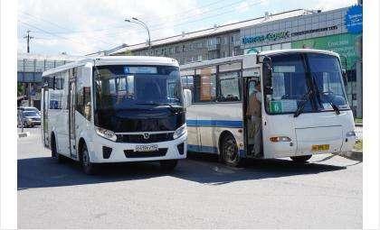 Расплачивайтесь за проезд в автобусах Бердска одним касанием