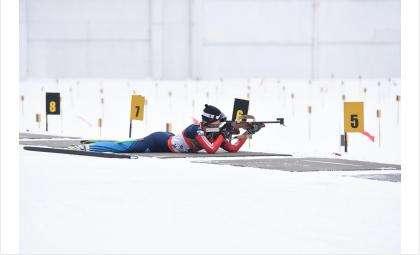 Мария Кретова - бердская звезда биатлона