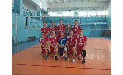 «Бронзу» СФО по волейболу получил воспитанник бердской спортшколы