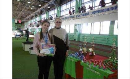 Из 112 спортсменов лучшей стала воспитанница СШ «Авангард» Полина Кудрявцев