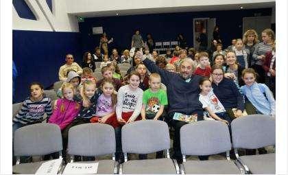 Сергей Меринов: У детей незашоренный взгляд, у них многому чему можно научиться