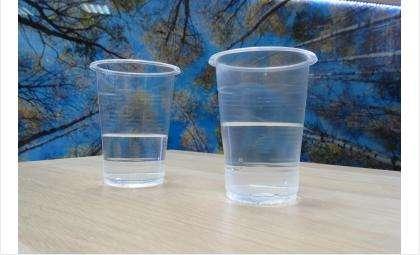 Бутилированная и фильтрованная вода отличаются по уровню жесткости