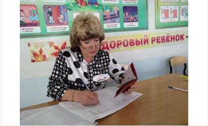 Жители Бердска 18.03.18 выбирают президента РФ