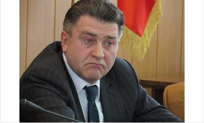 Спикер парламента Новосибирской области Андрей Шимкив