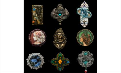 Выставка скульптурной миниатюры бердчанки Ольги Акулининой и творческой лаборатории «Yozki»