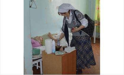 Православные волонтеры Бердска посетили больницы в день Пасхи