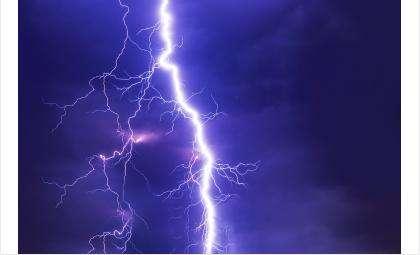 Пик непогоды придется на утро и день 25 апреля
