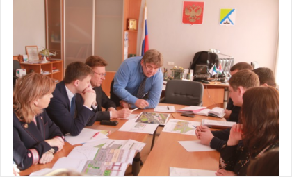 Решение принималось в кабинете мэра Бердска