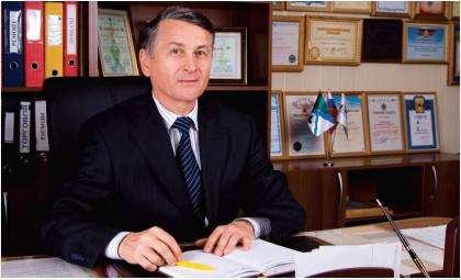 ГендирПК«Продсиб» Владимир Константинович Болтрукевич
