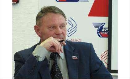 Директор АП Олег Чебаненко желает бизнесменам терпения и настойчивости