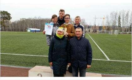 Тренер ребят – Татьяна Евгеньевна Рак