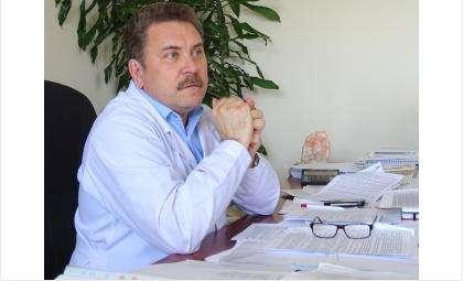 Главврач бердской ЦГБ Юрий Краморов