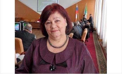 Людмила Чуркина является Почётным жителем Бердска