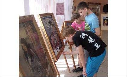 Выставка «Шедевры Новосибирского художественного музея»
